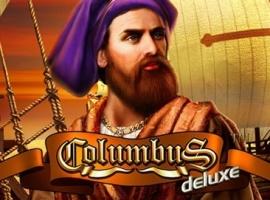 Erneutes Spiel Columbus Deluxe mit aktualisierten und angenehmen Symbolen