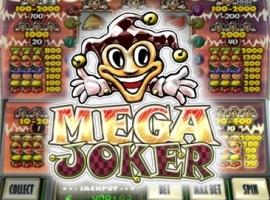 Die Mega Joker Gewinne schauen positiv aus